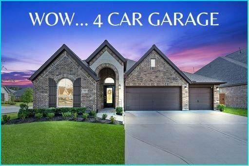 28203 Checker Bend Lane, Spring, TX 77386 (MLS #97818238) :: NewHomePrograms.com LLC