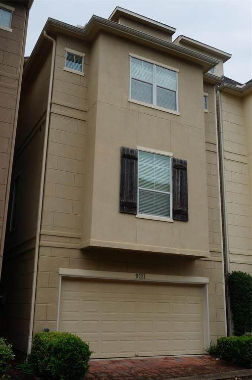 9111 Harbor Hills Drive, Houston, TX 77054 (MLS #98294667) :: Green Residential