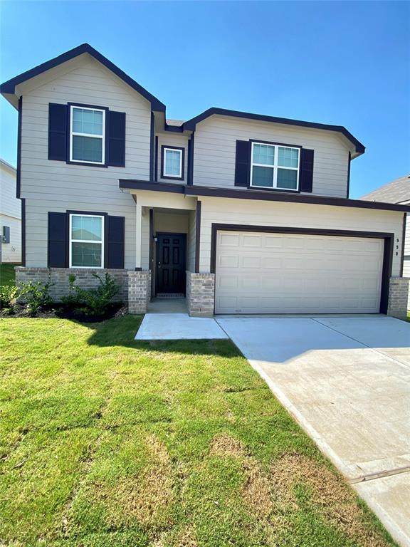 990 Crossing Drive, Bryan, TX 77803 (MLS #12294745) :: The Freund Group