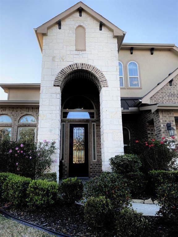 714 Marbrook Saddle Lane, League City, TX 77573 (MLS #16483944) :: The Property Guys