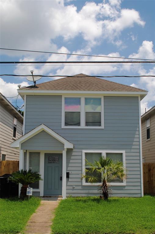 1104 Cleveland Street, Houston, TX 77019 (MLS #19359240) :: Krueger Real Estate