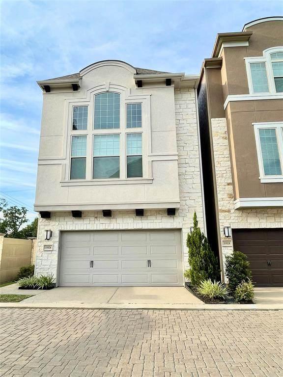 11026 Ayrshire Park Lane, Houston, TX 77043 (MLS #22907873) :: The Property Guys