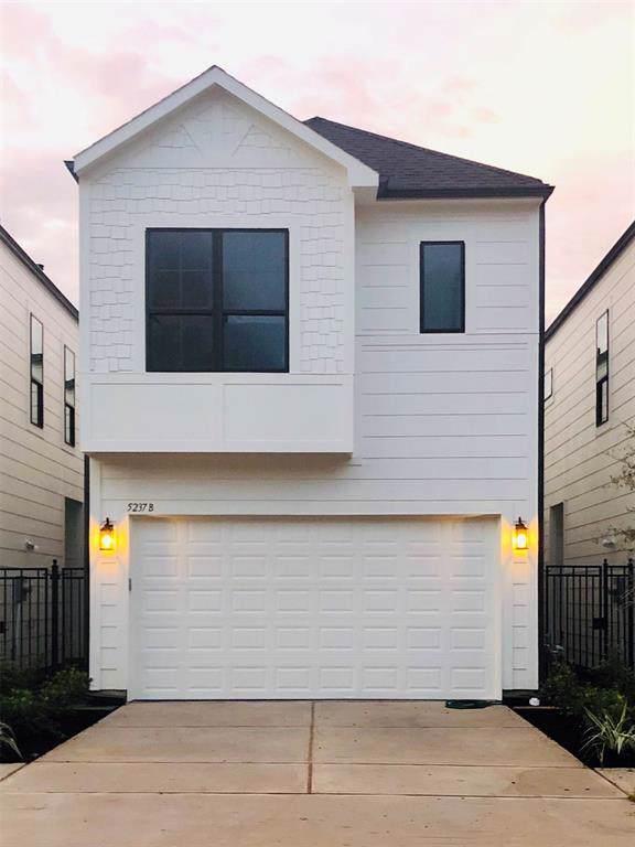 5237 B Cornish Street, Houston, TX 77007 (MLS #25950823) :: Phyllis Foster Real Estate