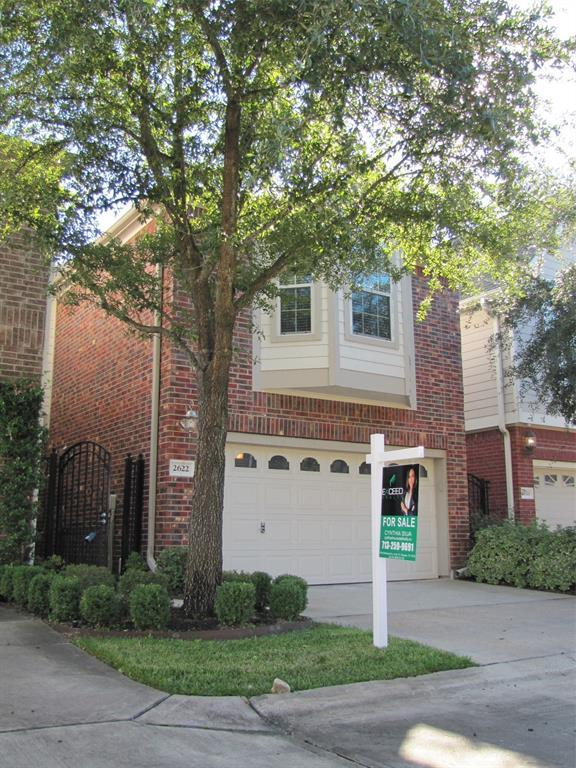2622 Couch Street, Houston, TX 77008 (MLS #34668866) :: Texas Home Shop Realty