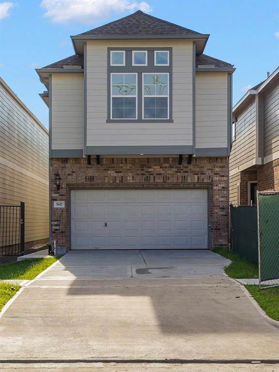 5617 Newcastle Lane, Bellaire, TX 77401 (MLS #35148590) :: The Property Guys