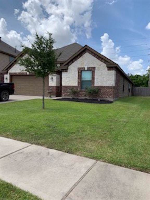 4447 N Vineyard Meadow Lane, Katy, TX 77449 (MLS #35187989) :: The Heyl Group at Keller Williams