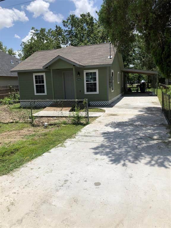 3026 Toliver Street, Houston, TX 77093 (MLS #36480882) :: Green Residential
