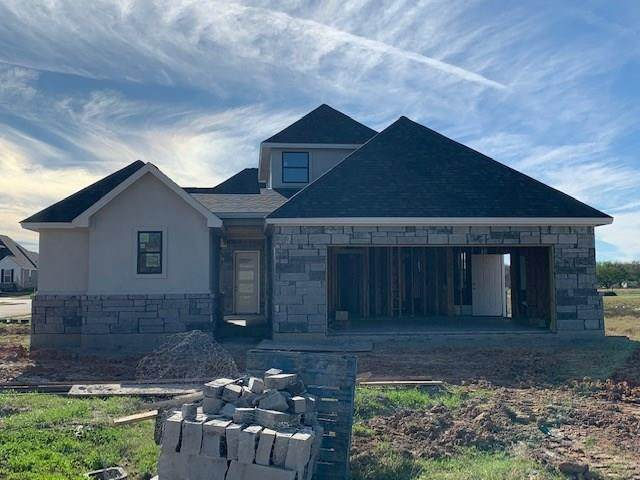 3924 Eskew Drive, College Station, TX 77845 (MLS #41831917) :: The Freund Group