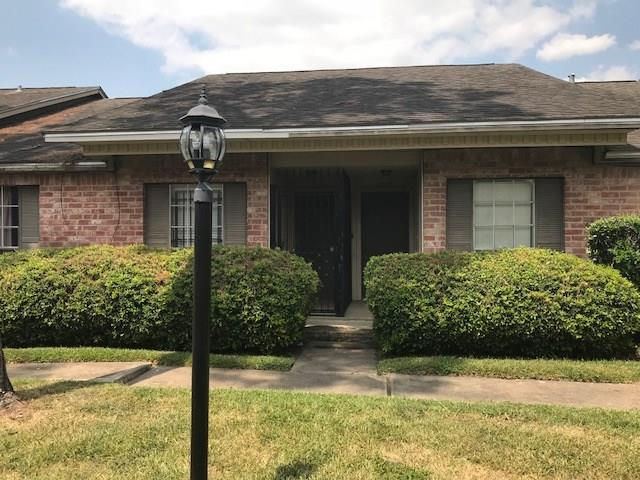 12827 Lima Drive #2827, Houston, TX 77099 (MLS #45460120) :: Texas Home Shop Realty