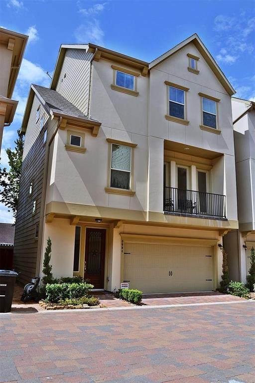 3004 Fairdale Estates Court, Houston, TX 77057 (#47127593) :: ORO Realty