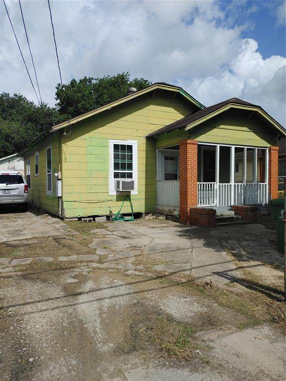 5117 Dunlop Street, Houston, TX 77009 (MLS #52017857) :: All Cities USA Realty