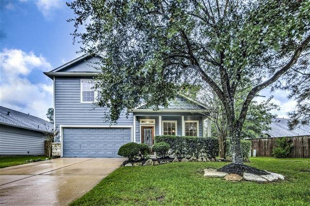 17923 Eagle Pass Falls Court, Humble, TX 77346 (MLS #6148333) :: The Johnson Team