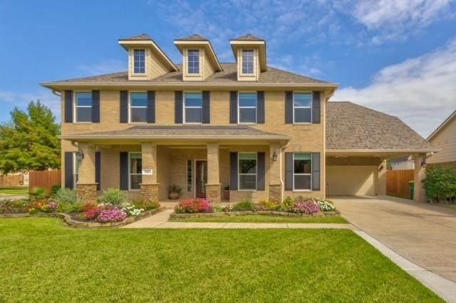 3421 Ocean Ridge Circle, Seabrook, TX 77586 (MLS #67831272) :: Texas Home Shop Realty