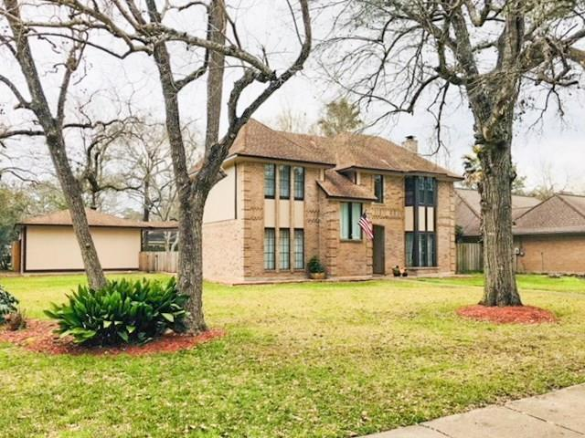 603 Sherwood Forest Drive, Dickinson, TX 77539 (MLS #70676347) :: Texas Home Shop Realty