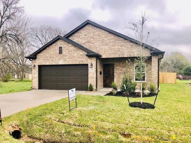 3921 Redbud Street, Houston, TX 77051 (MLS #74341464) :: Giorgi Real Estate Group