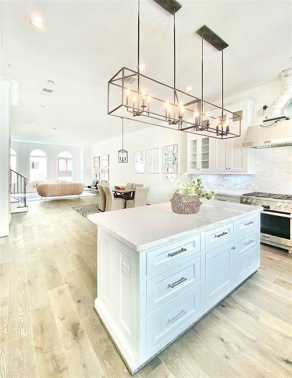 5213 Feagan Street G, Houston, TX 77007 (MLS #80037754) :: Homemax Properties