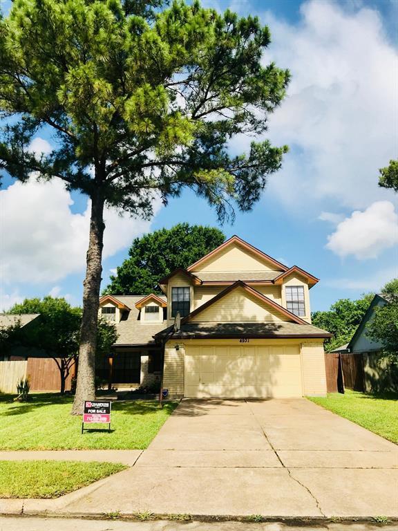 4931 Shadowdale Drive, Houston, TX 77041 (MLS #80944364) :: Texas Home Shop Realty