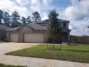 332 Black Walnut, Conroe, TX 77304 (MLS #86623966) :: The Home Branch
