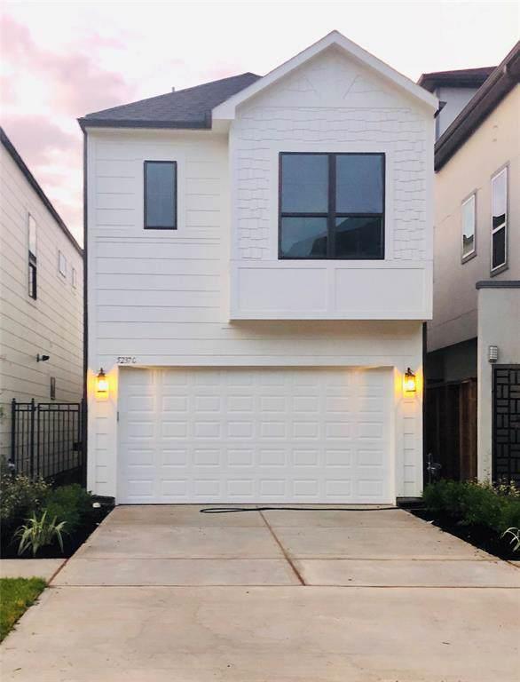 5237 C Cornish Street, Houston, TX 77007 (MLS #86813749) :: Phyllis Foster Real Estate