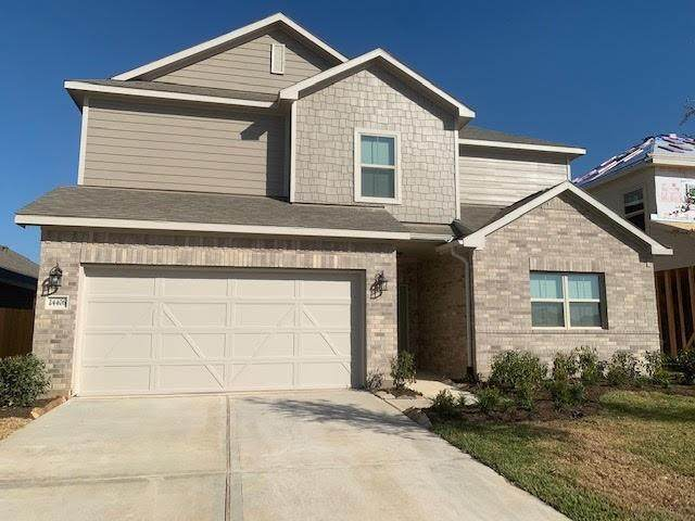 6422 Timarron Lakes Drive, Katy, TX 77493 (MLS #89874313) :: Lerner Realty Solutions