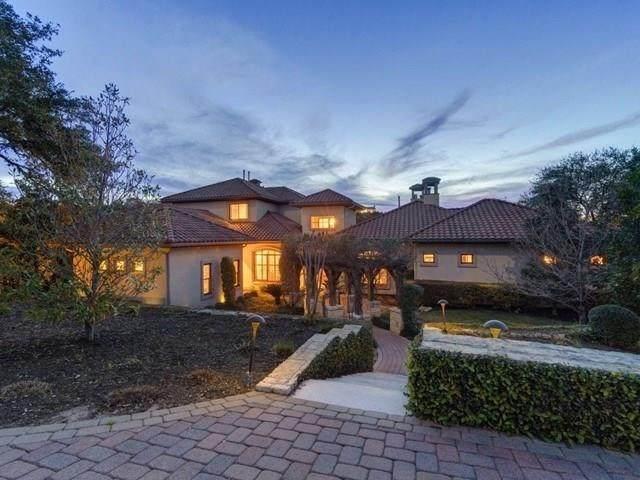 709 Brandon Way, Austin, TX 78733 (MLS #92086060) :: Green Residential