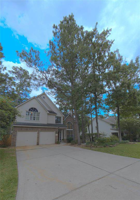 134 Wisteria Walk Circle NW, The Woodlands, TX 77381 (MLS #29964107) :: The Queen Team