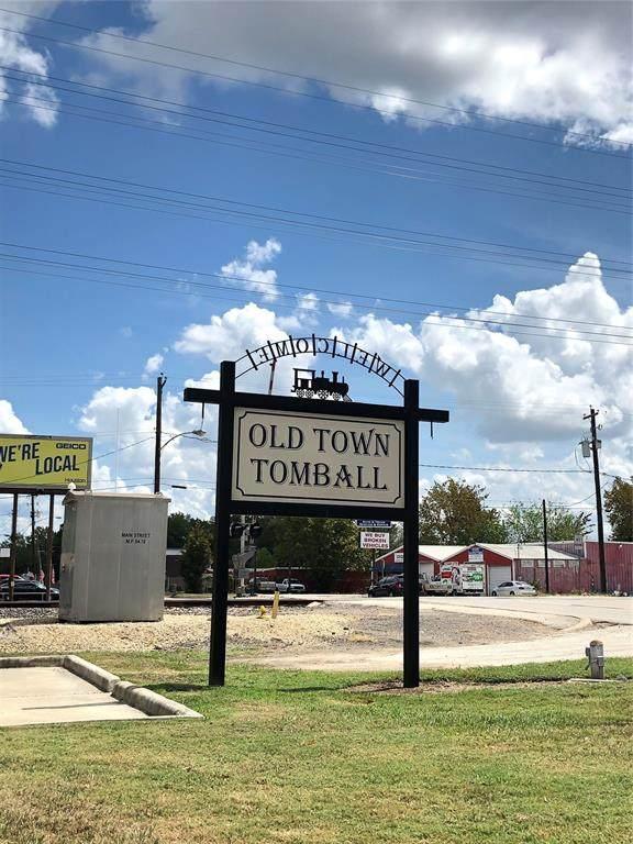 0 Peach Street, Tomball, TX 77375 (MLS #40411117) :: The Sansone Group