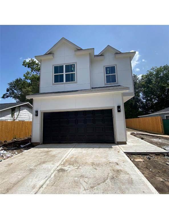 6819 Saint Augustine Street, Houston, TX 77021 (MLS #54324829) :: The Wendy Sherman Team