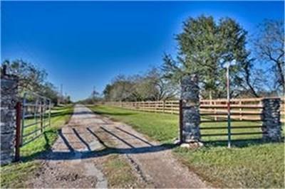 13953 Austin Colony Road, Wallis, TX 77485 (MLS #68463268) :: Texas Home Shop Realty