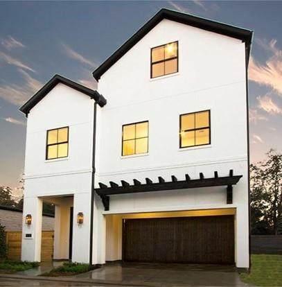1532 Whispering Pines Drive, Houston, TX 77055 (#70590694) :: ORO Realty