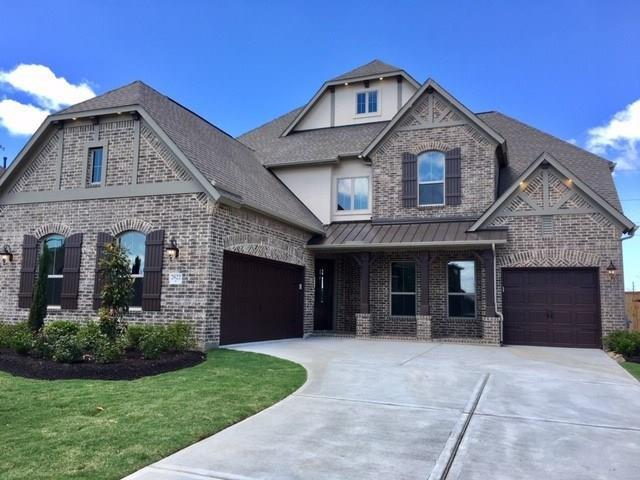 2622 Rainflower Meadow Lane, Katy, TX 77494 (MLS #73579954) :: Connect Realty