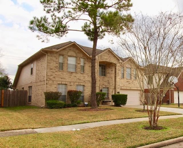 1808 Dublin Drive, League City, TX 77573 (MLS #81631644) :: Texas Home Shop Realty