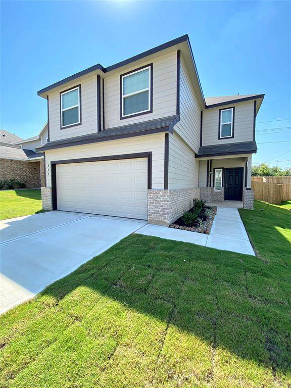 984 Crossing Drive, Bryan, TX 77803 (MLS #90427726) :: The Freund Group