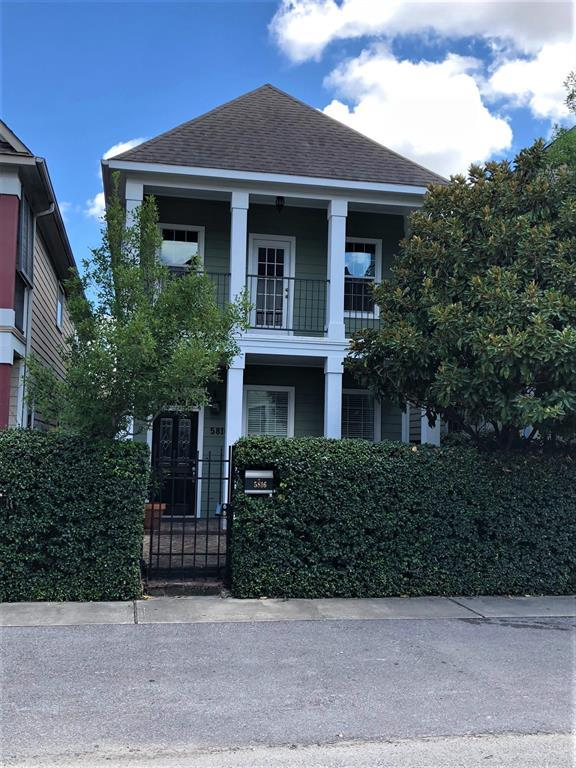 5816 Kiam Street, Houston, TX 77007 (MLS #9076970) :: The SOLD by George Team