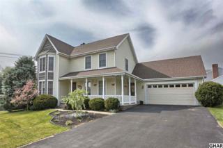 4008 Dartmoor Drive, Mechanicsburg, PA 17050 (MLS #10300898) :: CENTURY 21 Core Partners