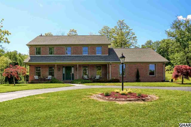 611 Pleasant View Road, Lewisberry, PA 17339 (MLS #10301913) :: The Joy Daniels Real Estate Group