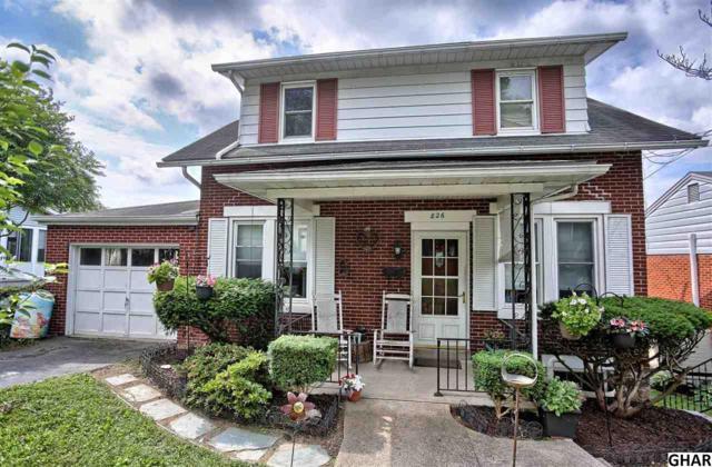 826 Pennsylvania Ave, Lemoyne, PA 17043 (MLS #10303618) :: The Joy Daniels Real Estate Group