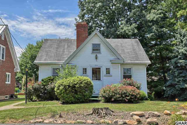 436 Hockersville Rd, Hershey, PA 17033 (MLS #10303815) :: The Joy Daniels Real Estate Group