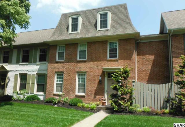 43 Kensington Square, Mechanicsburg, PA 17050 (MLS #10303953) :: CENTURY 21 Core Partners