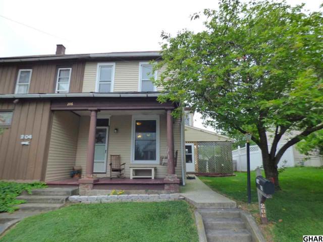 206 N Poplar Street, Elizabethtown, PA 17022 (MLS #10305547) :: The Joy Daniels Real Estate Group