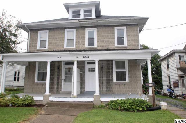104 E Harrisburg Avenue, Elizabethtown, PA 17022 (MLS #10305968) :: The Joy Daniels Real Estate Group