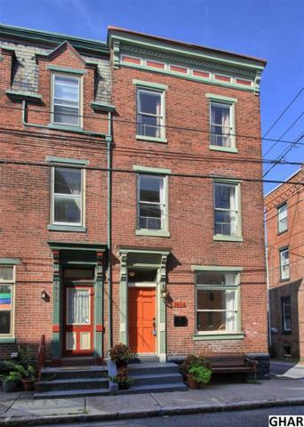 1614 Susquehanna St, Harrisburg, PA 17102 (MLS #10306629) :: CENTURY 21 Core Partners