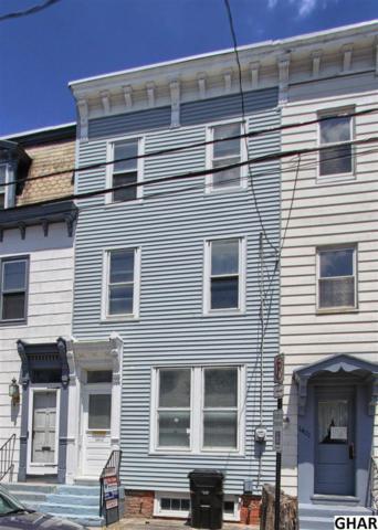 1401 1/2 Green St, Harrisburg, PA 17102 (MLS #10306686) :: The Joy Daniels Real Estate Group