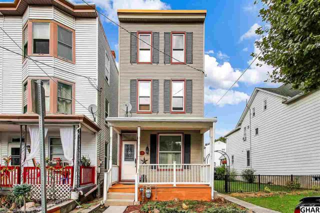 36 S 24th Street, Harrisburg, PA 17103 (MLS #10308081) :: Teampete Realty Services, Inc