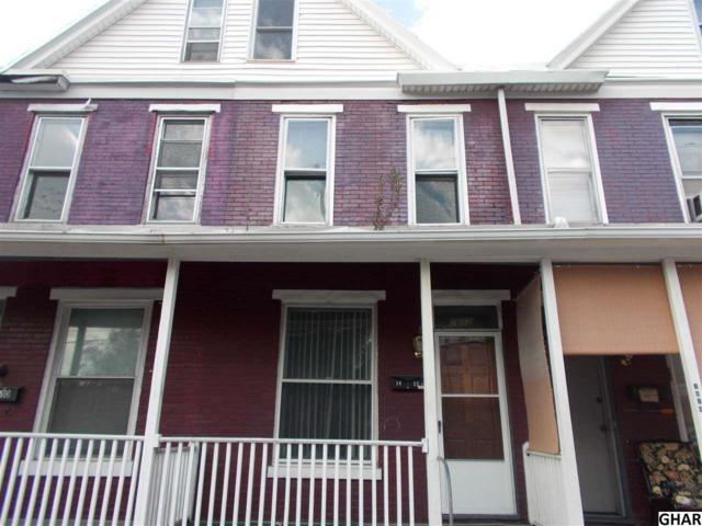 1614 Walnut Street, Harrisburg, PA 17103 (MLS #10308143) :: CENTURY 21 Core Partners