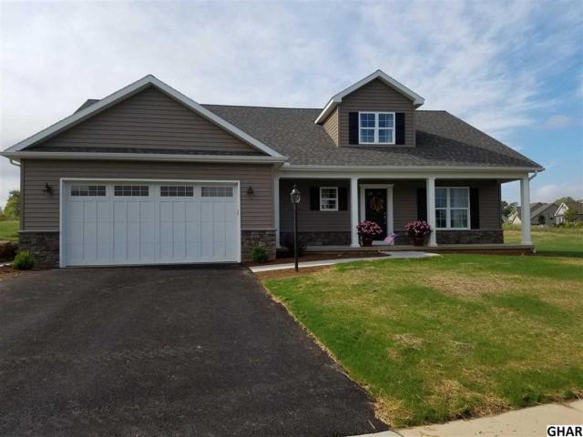 Trindle Station Lot 78, Mechanicsburg, PA 17055 (MLS #10309189) :: The Joy Daniels Real Estate Group
