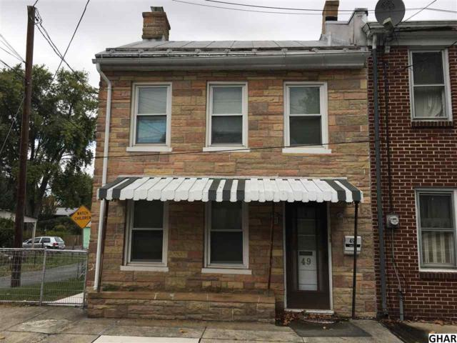 49 Walnut St, Carlisle, PA 17013 (MLS #10309228) :: The Joy Daniels Real Estate Group
