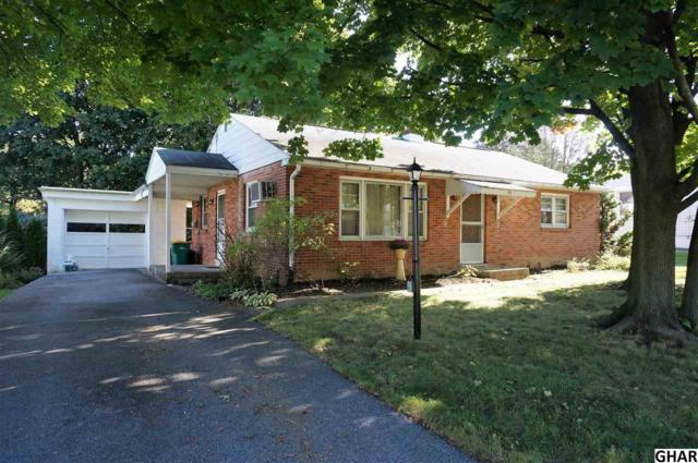 55 Peach Avenue, Hershey, PA 17033 (MLS #10307603) :: Teampete Realty Services, Inc