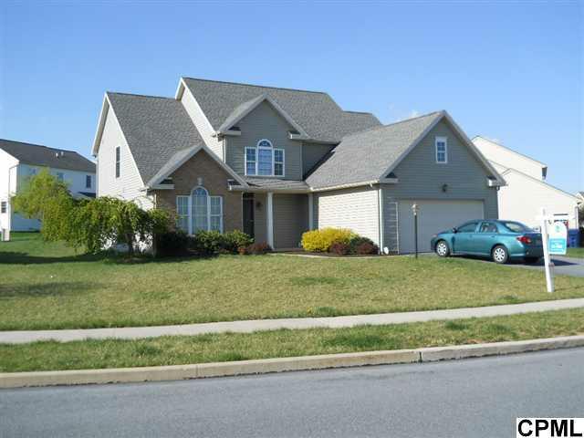 352 Fencepost Lane, Palmyra, PA 17078 (MLS #10221777) :: The Joy Daniels Real Estate Group