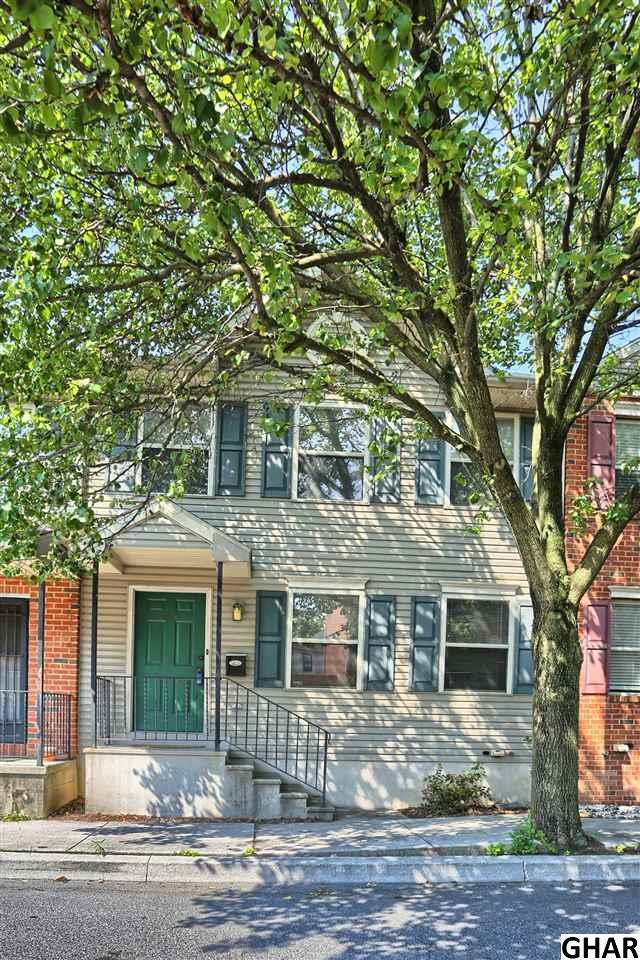 1408 Fulton Street, Harrisburg, PA 17102 (MLS #10303840) :: The Joy Daniels Real Estate Group